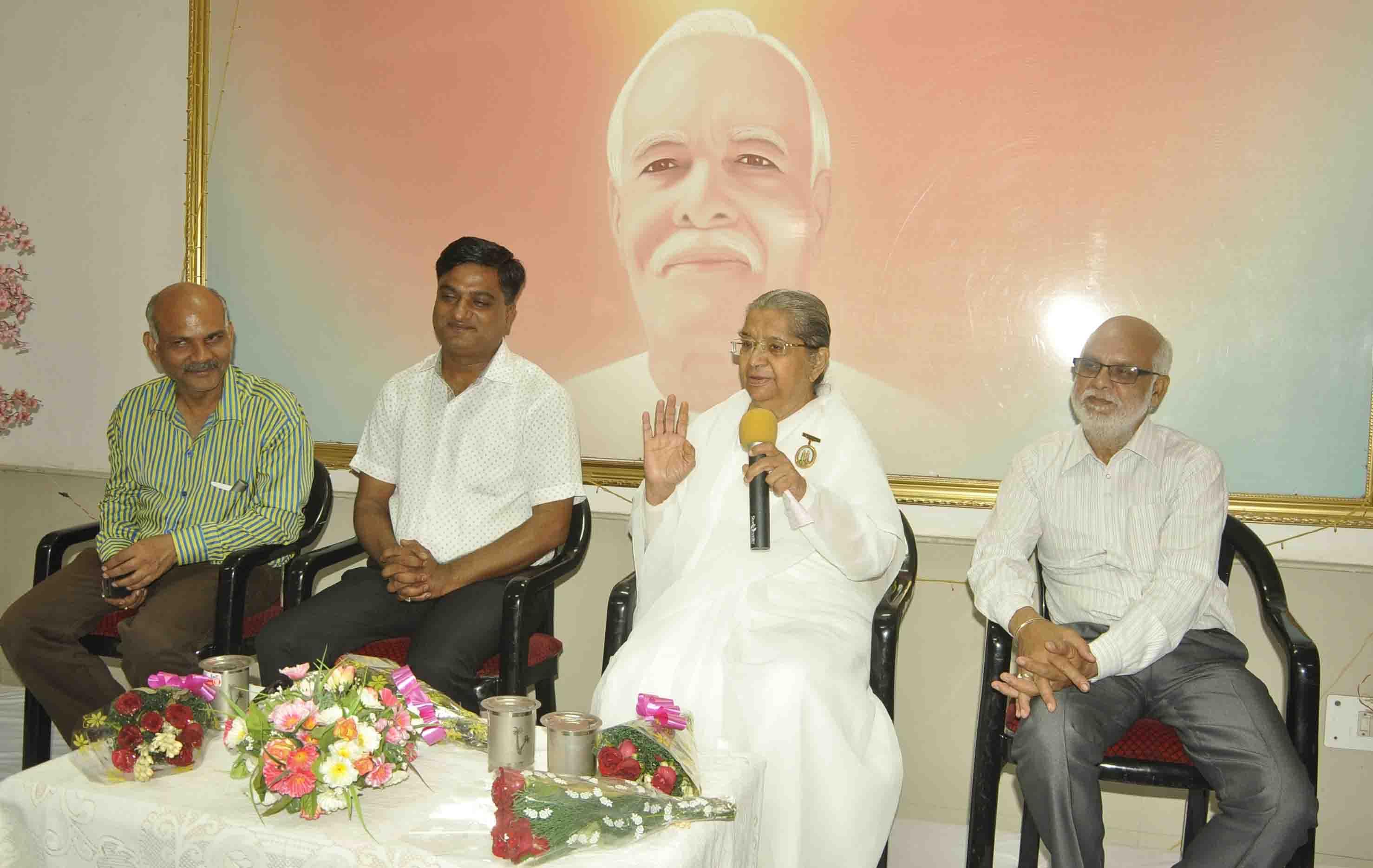 brahmakumari centre news