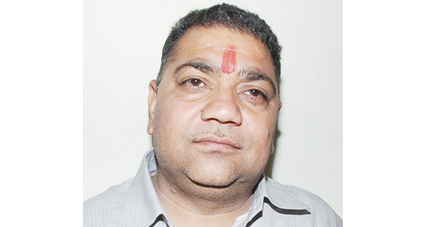 mukesh sharma faridabad