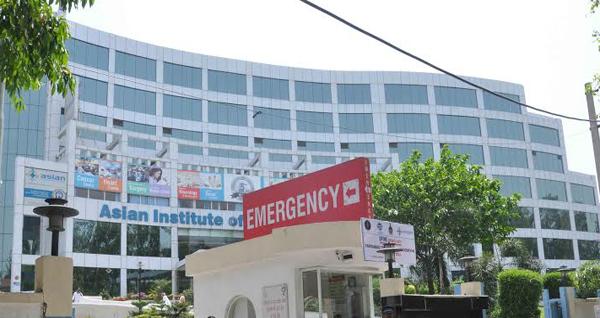 asian hospital
