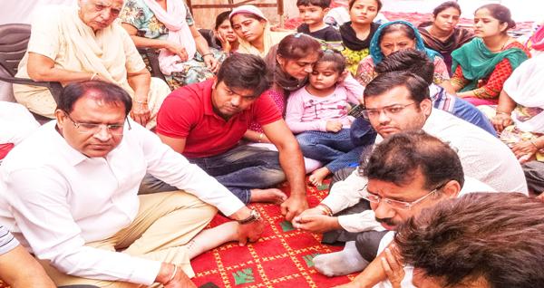 उद्योग मंत्री ने निजी अस्पताल के खिलाफ सख्त कार्यवाही का दिलाया विश्वास