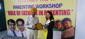 Homerton organised workshop onThe Role of Father in Parenting
