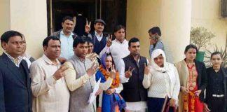 congress ledar op bhati,
