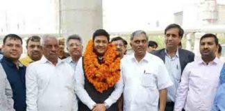 cabinet minister vipul goel,