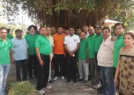 cabinet minister vipul goel