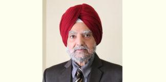 Kuldip Singh Founder Principal of Homerton Grammar School