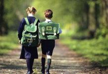 school going children