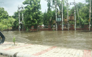 barish in faridabad