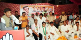 yashpal nagar congress faridabad