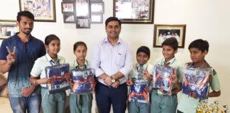kundan green valley school ballabgarh,