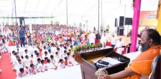 shri sidhdata ashram at dussehra