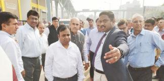 ballabgarh metro station