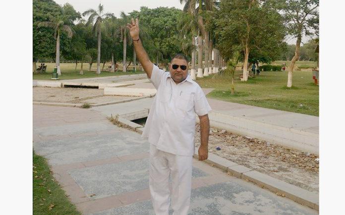 mukesh sharma congress